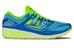 saucony Triumph ISO 2 Løbesko grøn/blå